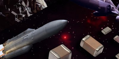 AVX claims to offer the first space-level X7R MLCCs