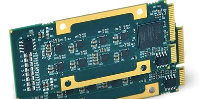 D/A converter voltage waveform output mezzanine board take on tech challenges