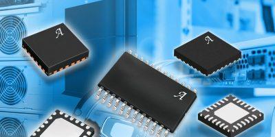 Automotive sinusoidal sensorless BLDC fan driver IC is low noise option