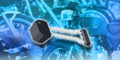 Package for wheel sensors reduces complexity