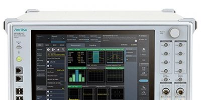 Radio comms analyser now supports LTE Category M1 and NB-IoT
