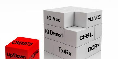 CML adds up/down converter to RF Building Block IC range