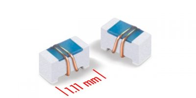 Coilcraft boasts 0402DC series is 'super low loss' ceramic chip inductors