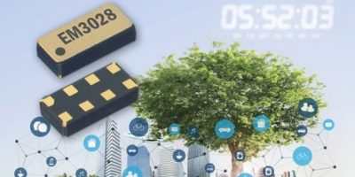 Real-time clock module puts 'green' into the IoT