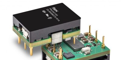 Small DC/DC converter boasts highest power and efficiency