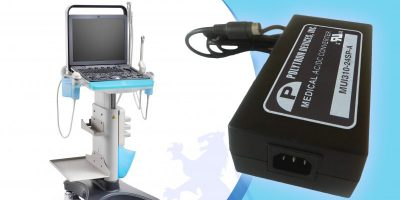 Gresham offers external power supplies for medical applications