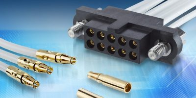 Harwin adds female contact for Datamate connectors