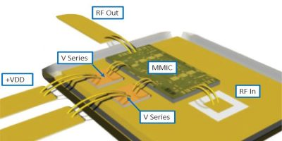 Capacitors offer superior bypass filtering, says Knowles