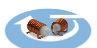 Non-magnetic variable inductors are small for avionics and MRI systems