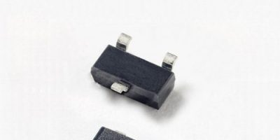 Automotive-qualified TVS diode arrays protect CAN lines