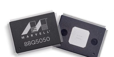 Nvidia Drive Pegasus selects Marvell's Ethernet switch for Level 5 driving