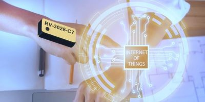 Real-time clock claims lowest power consumption
