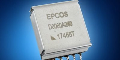 Mouser offers Epcos transformer for PoE++ applications up to 60W