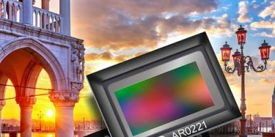 Digital image sensor captures sharp images with low light sensitivity