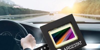 ON Semiconductor offers automotive-grade version of CMOS image sensor