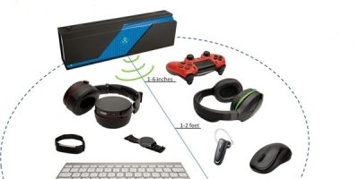 PowerSpot transmitter is FCC-approved for power-over-distance wireless charging