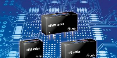 Recom passes on price benefits of 1W DC/DC converters