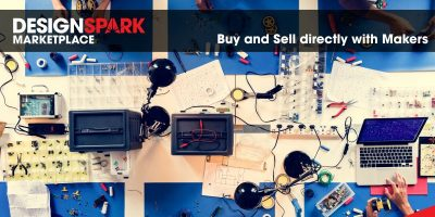 RS Components launches DesignSpark Marketplace enabling fast and simple route to market for makers