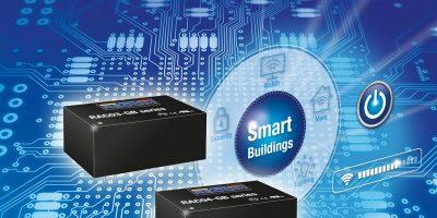 Recom extends AC/DC power supplies' output for smart homes