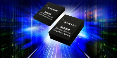Encapsulated DC/DC power modules deliver PoL for FPGAs, DSPs and ASICs