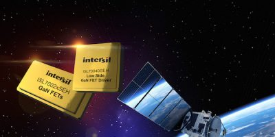 Renesas launches radiation-hardened 100V and 200V GaN FET power supply solutions
