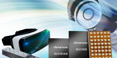 "Multi-phase PMICs offer efficiency in ""smallest"" footprint, says Renesas Electronics"