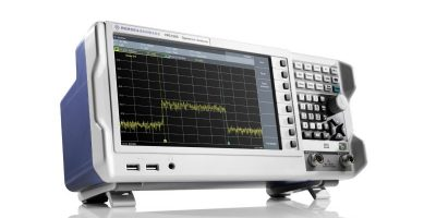 Entry-level spectrum analyser combines three key RF test instruments