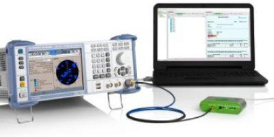 Rohde & Schwarz SMBV100A vector signal generator validates eCall modules