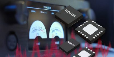 Rohm claims industry first for power supply ICs for hi-fi audio