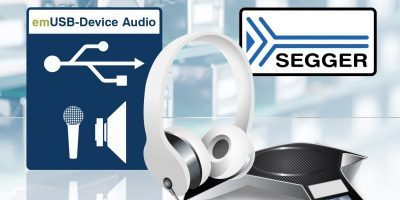 Segger introduces audio class for USB devices