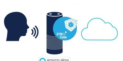 Software brings Amazon Alexa to connected objects