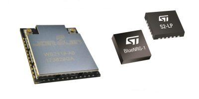 Low-power Sigfox IoT modules have dual RF connectivity