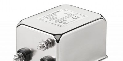 EMC filter for single phase applications wins DC approval
