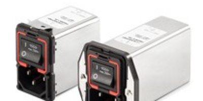 Schaffner upgrades power entry modules to meet IEC IEC62368-1 for AV equipment