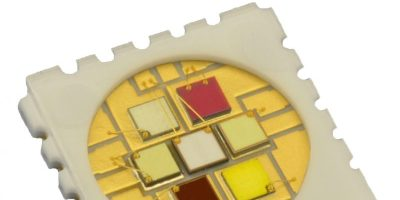 Solid State Supplies adds multi-die custom LEDs from LED Engin