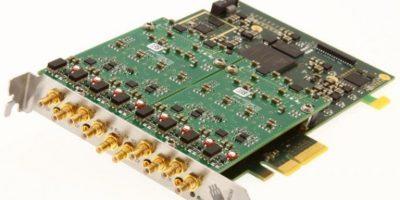 Five models extend general purpose PCIe 16-bt digitiser cards