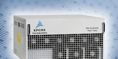 Static var generator boosts energy efficiency and ensures loadbalancing