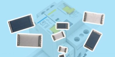 Resistors withstand high pulses in a compact design