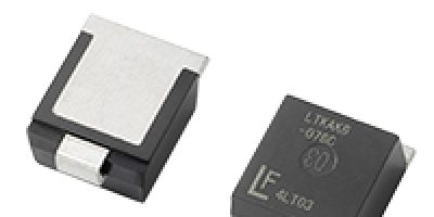 TTI stocks high power LTKAK TVS diodes from Littelfuse