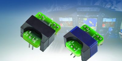 Miniaturised gate drive transformers save space in planar package