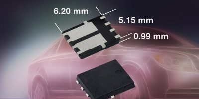 FRED Pt fast rectifiers' package increases power density