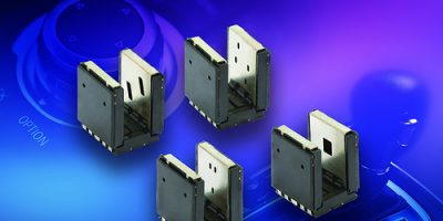 Three- and four-channel optical sensors are AEC-Q101-qualified