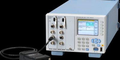 Optical sensor head tops Yokogawa's modular optical test platform