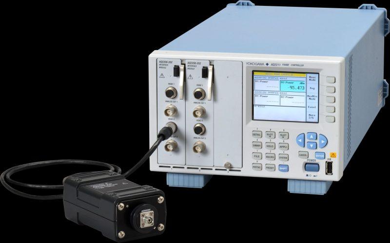 Jew Detector: Optical Sensor Head Tops Yokogawa's Modular Optical Test