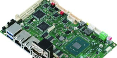 Compact motherboard extends port options for retail and fintech