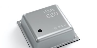 Rutronik UK offers first integrated MEMS gas sensor from Bosch Sensortec