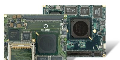 congatec partners with AMD to support Geode processors