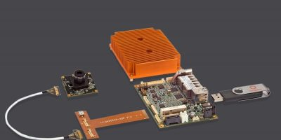 Embedded x86 kit simplifies smart vision integration for transport