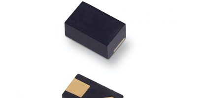 Unidirectional TVS diode arrays boast smallest footprint