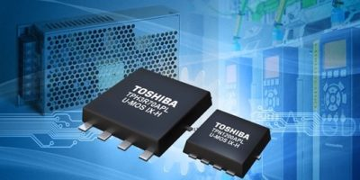 Toshiba releases 100V N-channel power MOSFETs for industrial applications